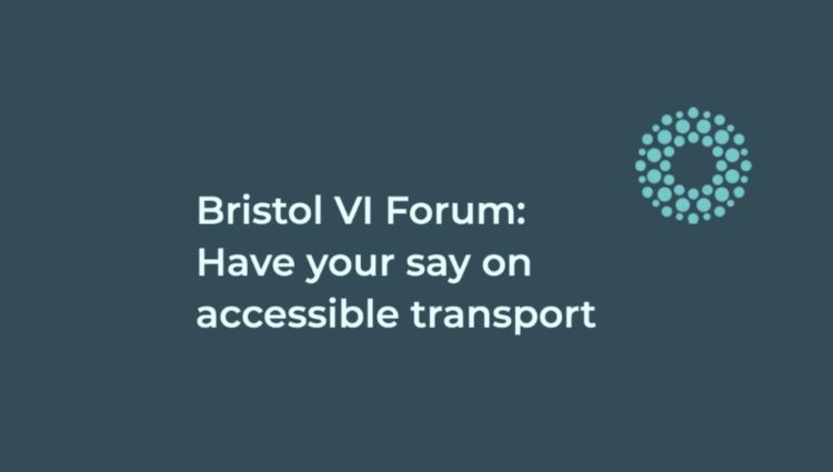 Bristol VI Forum: Have your say on accessible transport