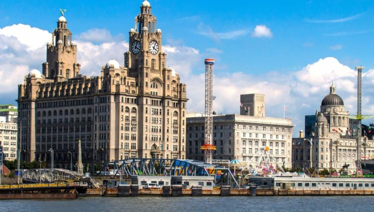 Image of Liver Building in Merseyside