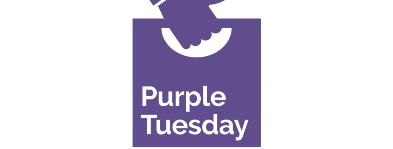 Purple Tuesday 2018