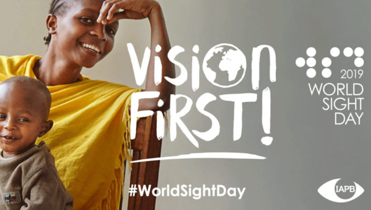 World Sight Day 2019 poster