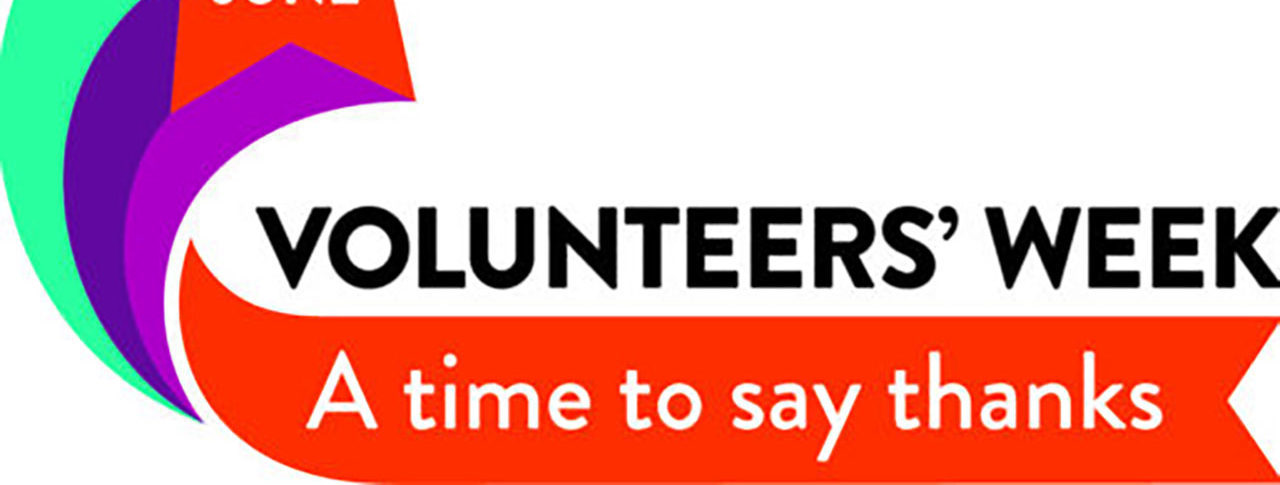 Volunteer's Week - A time to say thanks