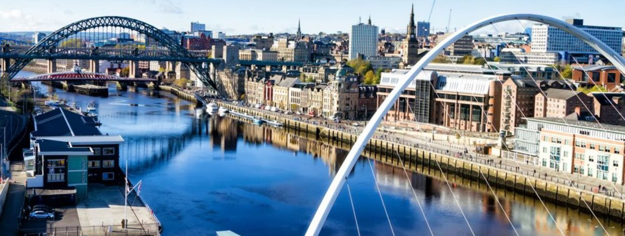 Image of bridges at Tyne and Wear